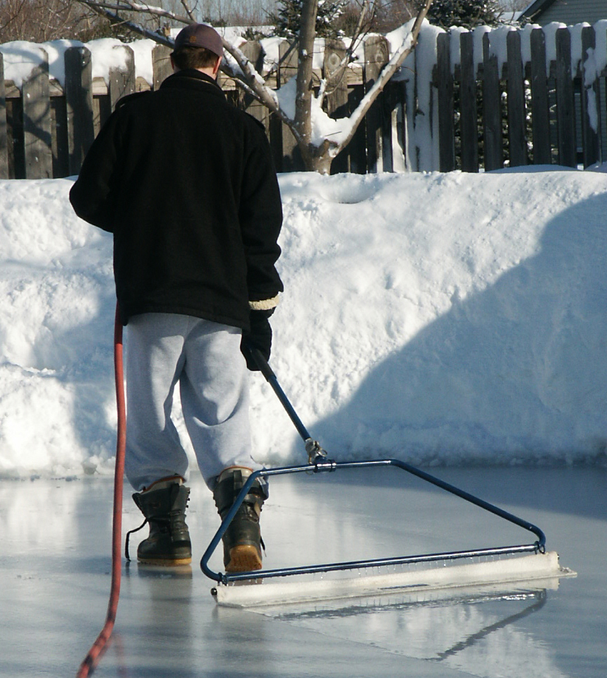 NiceRink Resurfacer