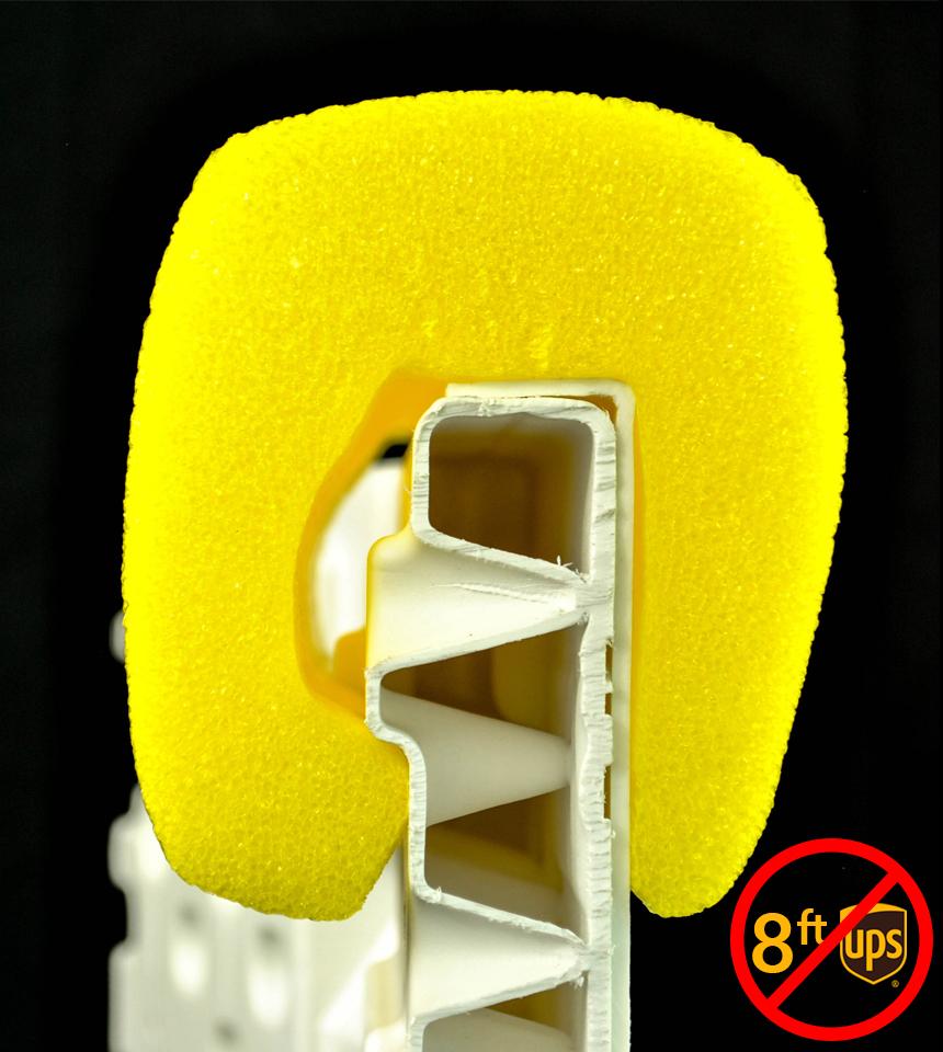 8ft Bumper Caps