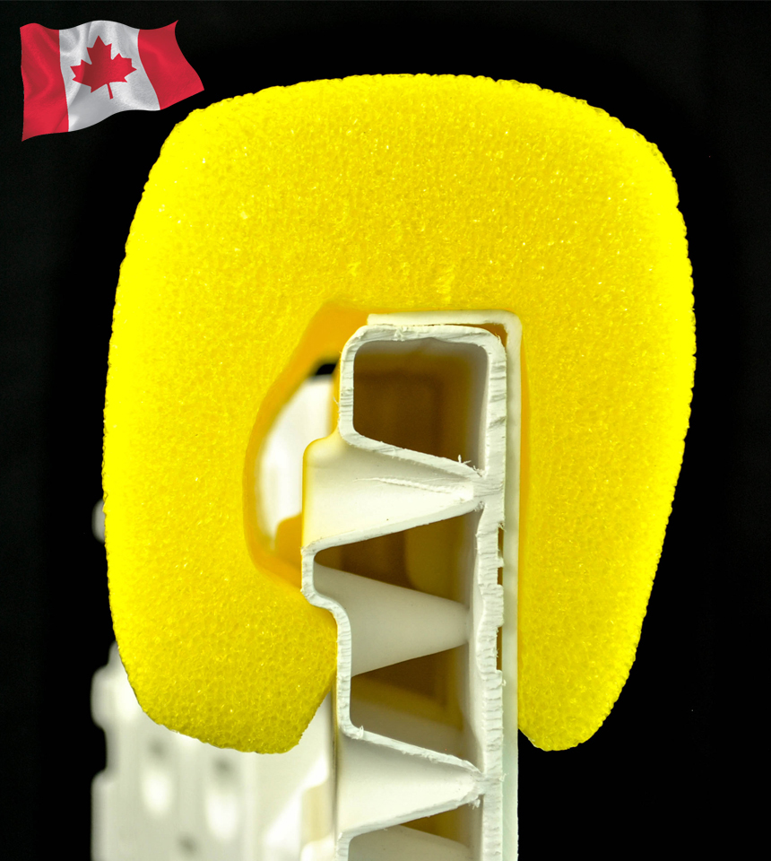 4ft Bumper Caps