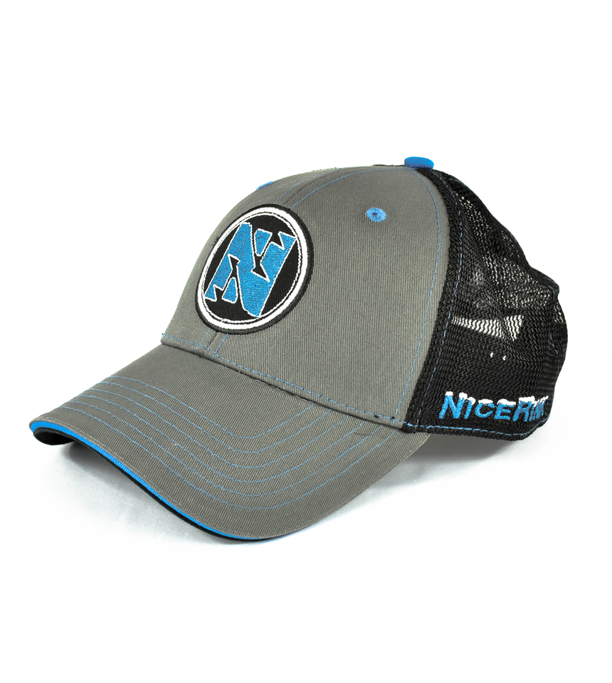 NiceRink Badge Hat