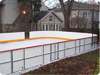 Portable Refrigerated Rink Kits by NiceRink